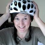 Nice helmet!